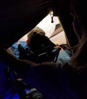 SEND mobile planetarium