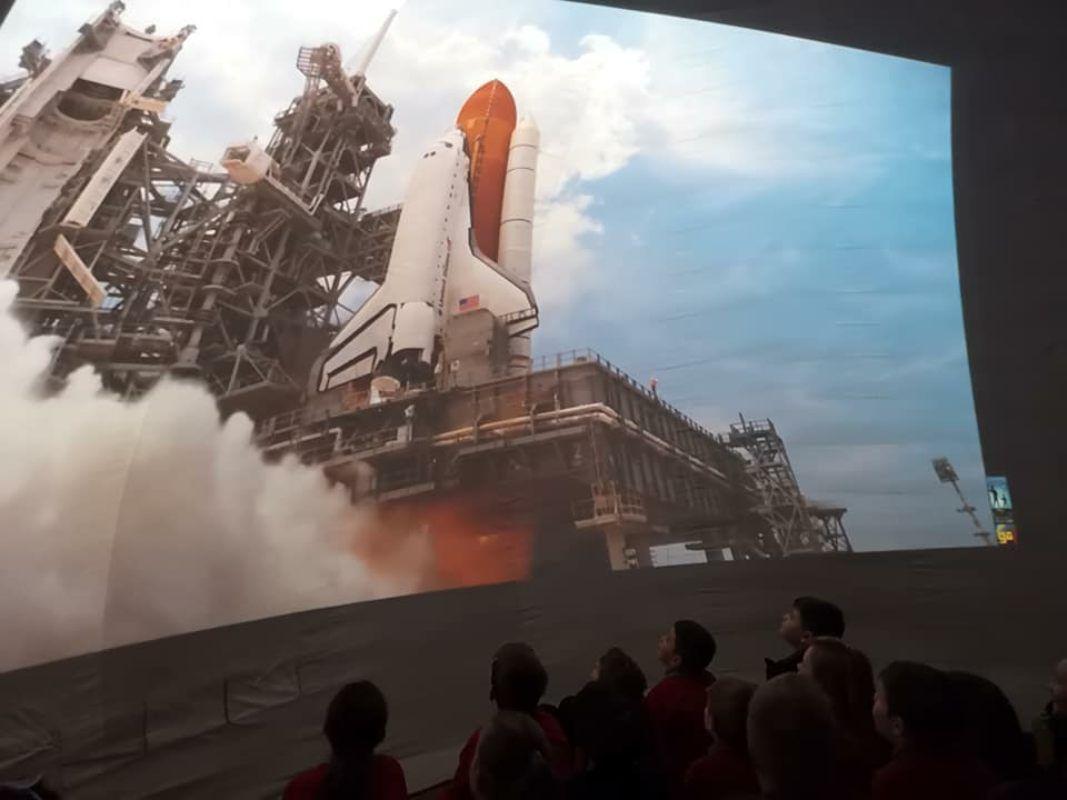 Mobile Planetarium Show