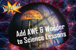 Auriga Astronomy - Mobile Planetarium UK