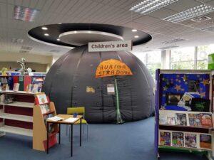 Mobile Planetarium Library