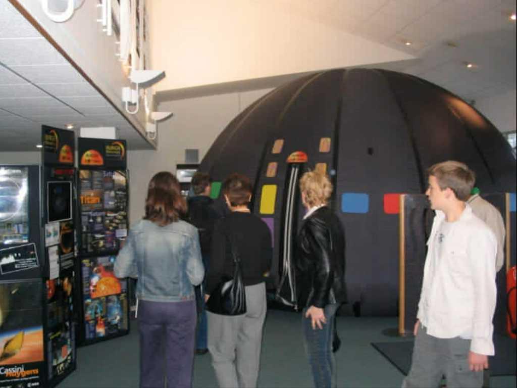 Mobile Planetarium Culham Sc