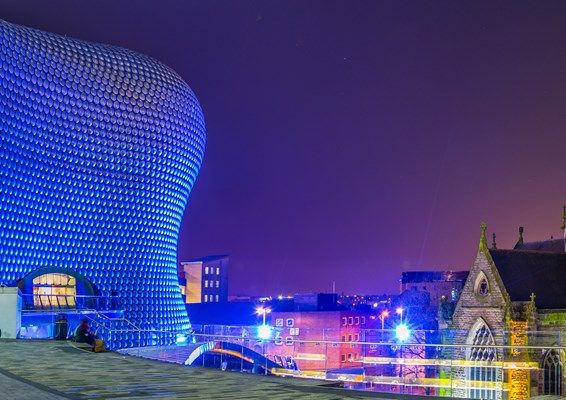 Birmingham Mobile Planetarium