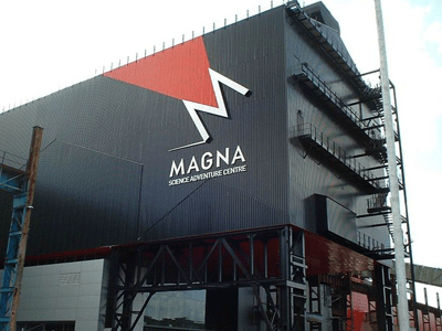 Mobile Planetarium Magna