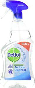 dettol antibacterial cleaner