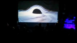 Astronomy Cinema Screen