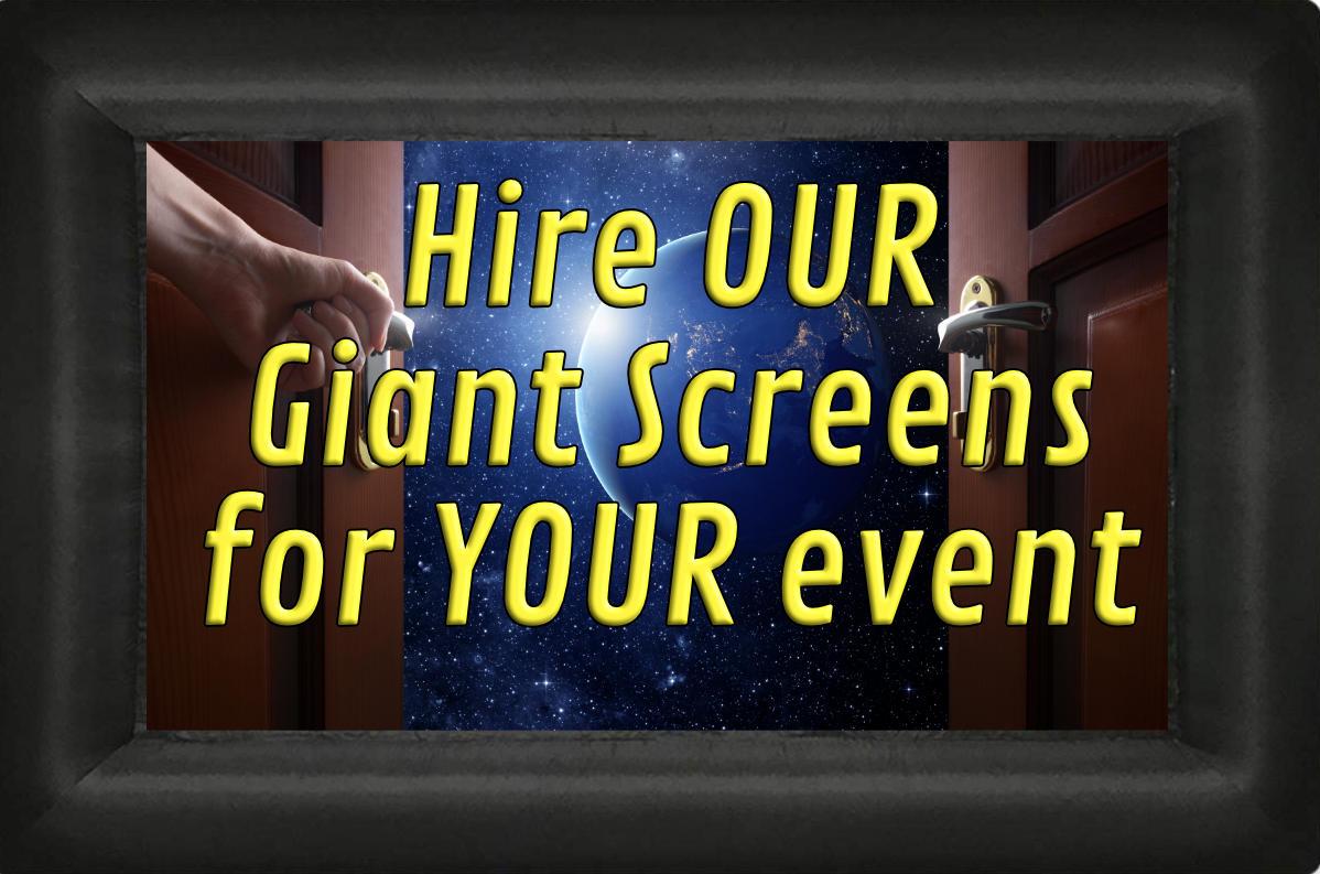 mobile cinema hire